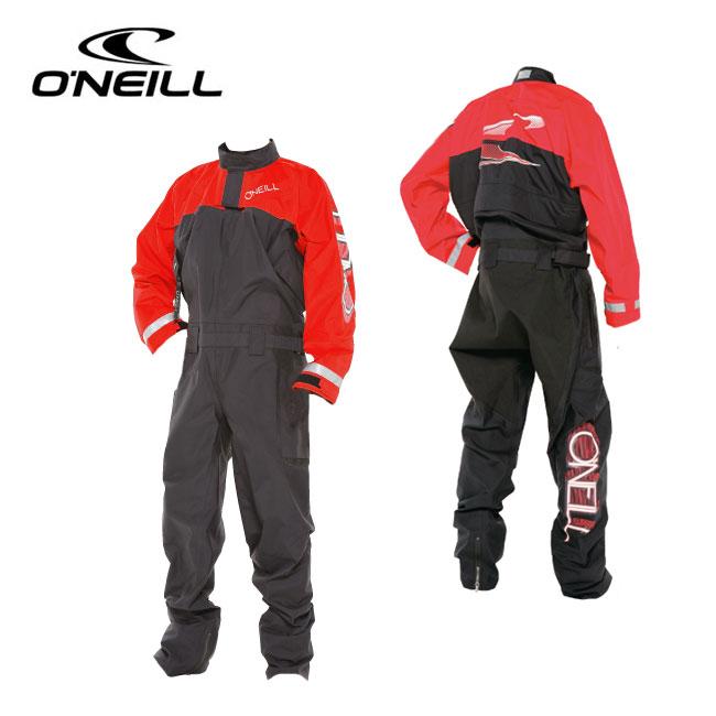 【O'NEILL/オニール】ヴェイパー セルフィットライトドライ ブラック/レッド WV-1400 メンズ レディース 大人用 ドライスーツ 2019AW