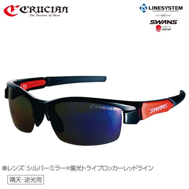 【CRUCIAN/クルージャン】レッドインパクト LION-C2(フルセット) C93010D 017296 サングラス スワンズ