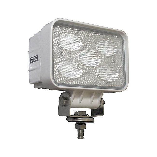 【BMO/ビーエムオー】スーパーLEDライト5灯 BM-WL50W-SFL 拡散ライト LEDライト