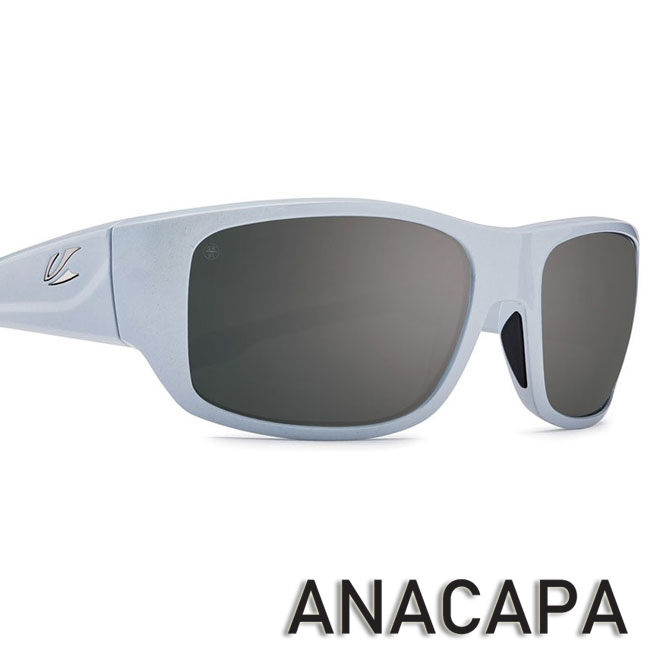 【KAENON/ケーノン】ANACAPA アナキャバ 大人用 偏光レンズ 偏光サングラス スポーツサングラス