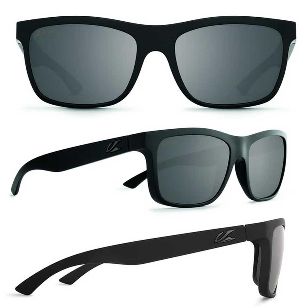 【KAENON/ケーノン】CLARKE クラーク (フレーム)Black Label / (レンズ)Ultra G12 Black Mirror 大人用 偏光レンズ 偏光サングラス スポーツサングラス