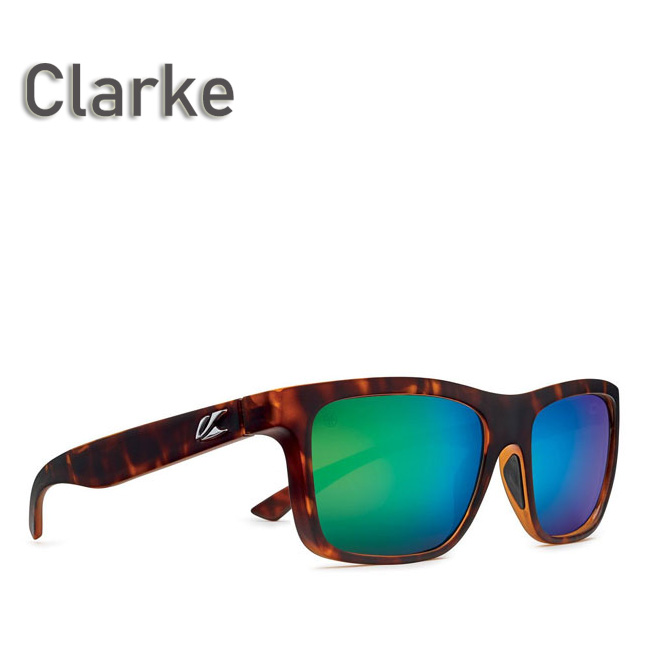 Clarke KAENON CLARKE Adult Polarized Lenses Sport Sunglasses
