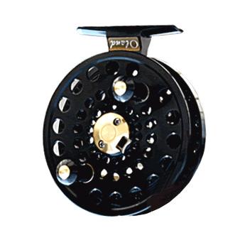 【Oland/オーランド】舞匠METAL80II ブラック 406014 落し込み用リール チヌ釣り 黒鯛 わかさぎ釣り 野鮎釣
