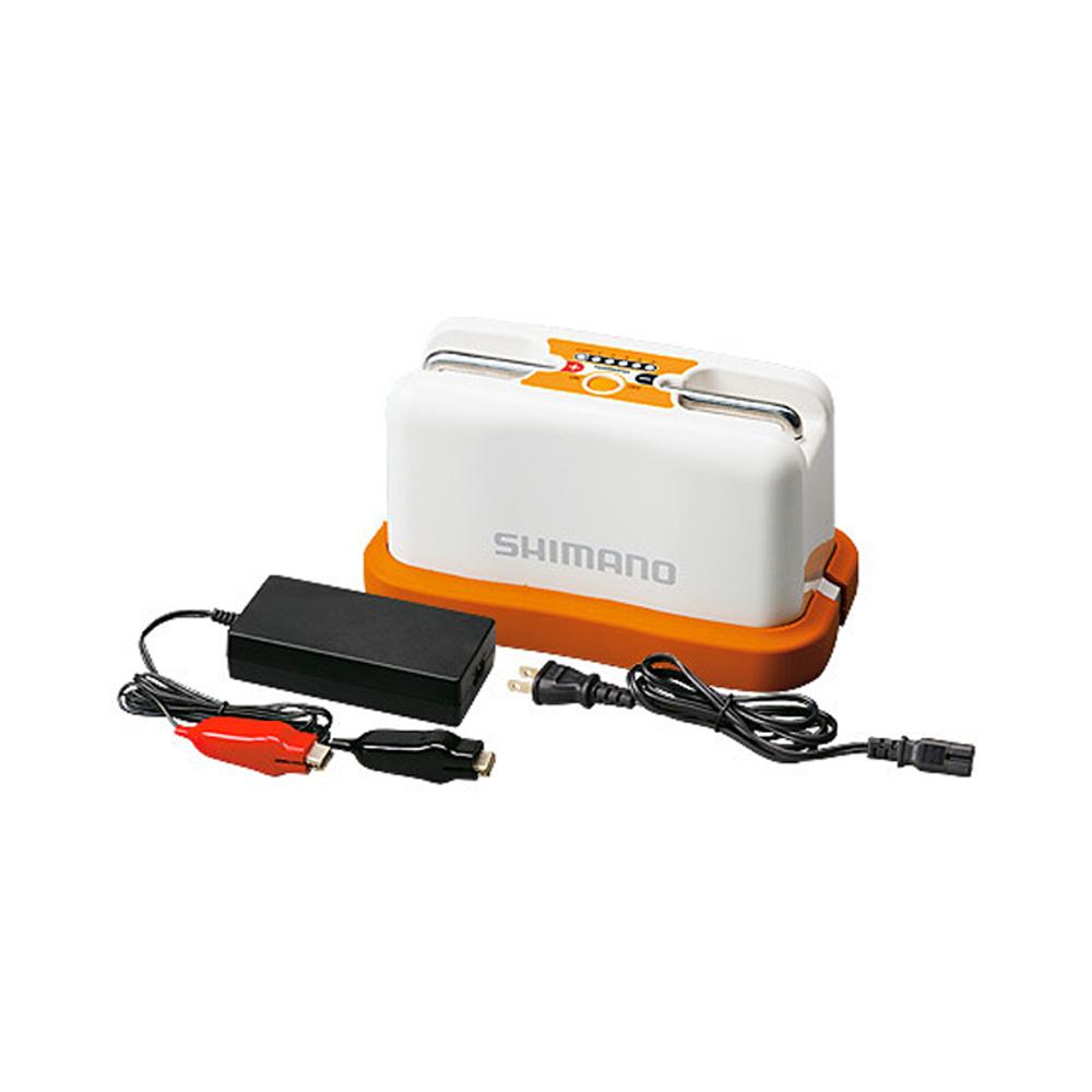 【SHIMANO/シマノ】電力丸 10Ah 024718 バッテリー 釣具
