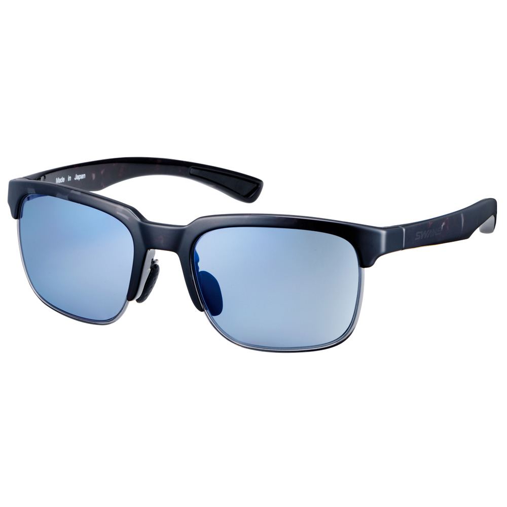 【SWANS/スワンズ】イーアールシリーズ er-1 スクエアタイプ サングラス 偏光レンズ