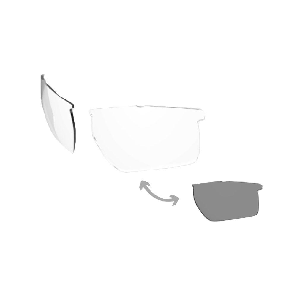 【SWANS/スワンズ】ライオンシン用スペアレンズ L-LI SIN-0066 CSK 143984 交換レンズ レンズのみ