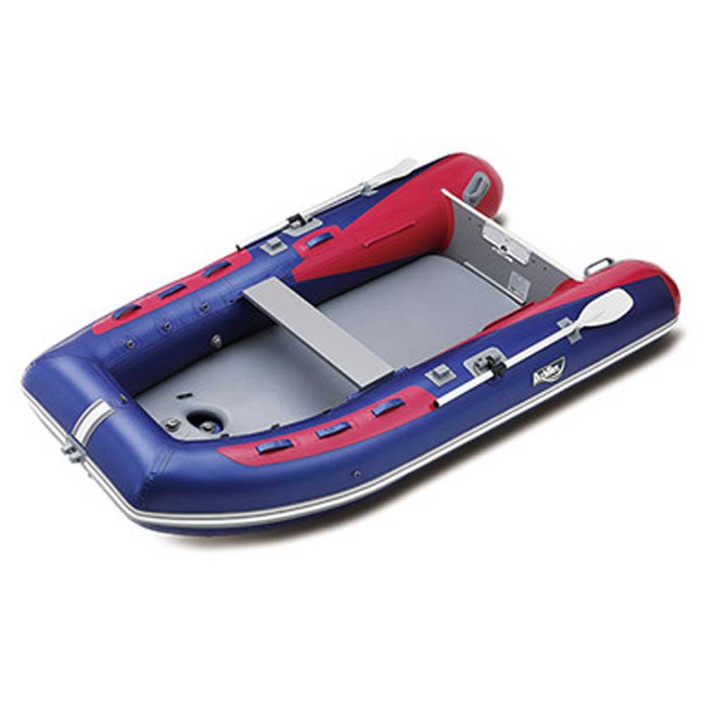【Achilles/アキレス】ECBシリーズ エアーフロアモデル ECB-310IB 4人乗り パワーボート インフレータブル ボート