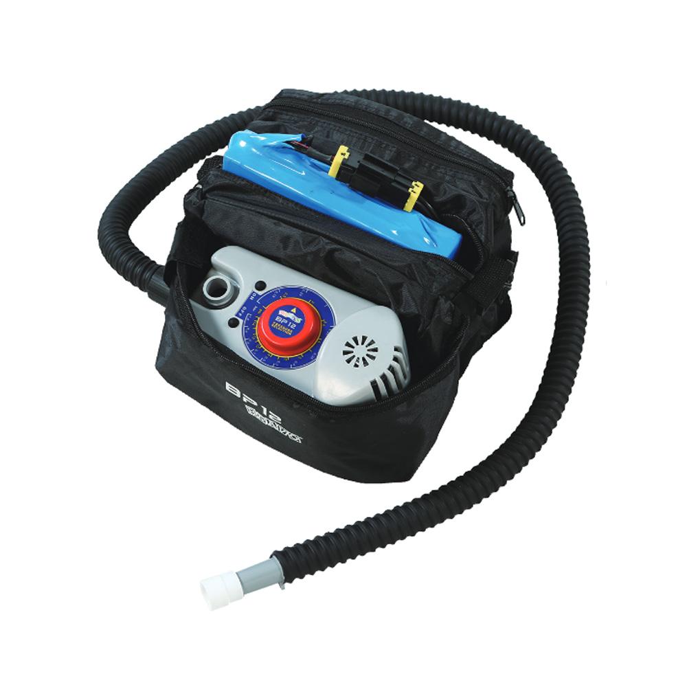【JOYCRAFT/ジョイクラフト】超高圧電動ポンプ バッテリーキット付(ニッケル水素電池) BP-12NH ボート用イプション