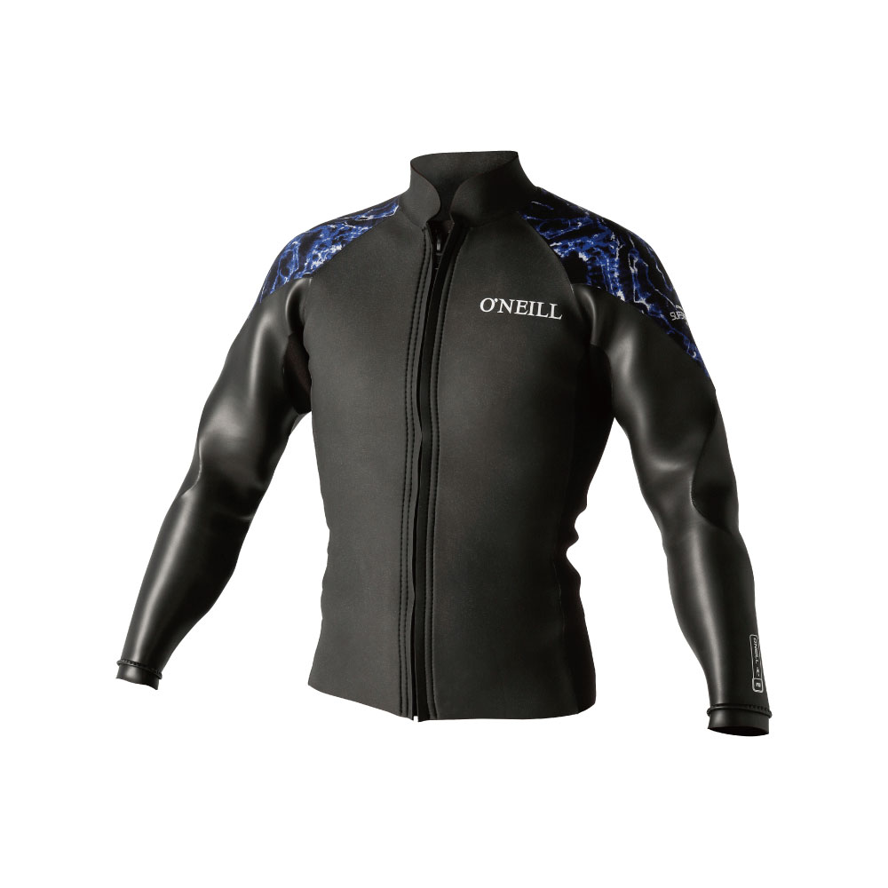 【O'NEILL/オニール】ウインドスーパーフリーク LSジャケット WF-3590 ウェットスーツ 大人