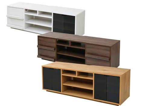 テレビ台 ローボード おしゃれ 安い 収納 配線 北欧 テレビボード 棚 木製 ロータイプ 引き出し 幅150 高さ50 32型 37型 40型 43型 49型 50型 55型