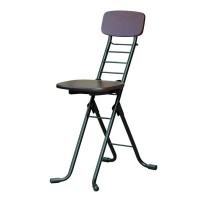 高さ調節 昇降 低姿勢 立ち仕事 中腰 作業 椅子 折りたたみ ダークブラウン/ブラック 日本製 完成品 低い 低い椅子 折り畳み 低い 低い椅子 チェア イス いす
