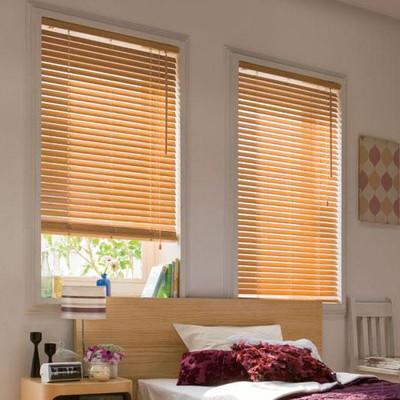 ブラインド カーテン 木製 ウッド 木 ブラインドカーテン おしゃれ 遮光 調光 安い 取り付け 北欧 間仕切り ロールスクリーン 幅88cm 高さ138cm 既製品
