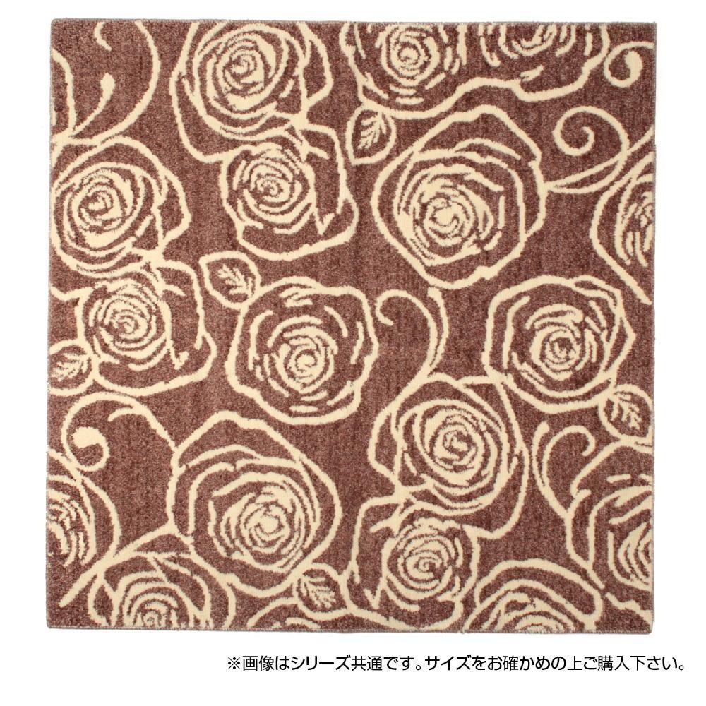絨毯 カーペット じゅうたん ラグ ラグマット マット 厚手 おしゃれ 北欧 安い ふかふか ふわふわ 130×185 2畳 ブラウン