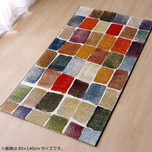 ラグ カーペット おしゃれ ラグマット 絨毯 北欧 ダイニングラグ マット 厚手 極厚 安い 床暖房 床暖房対応 ペルシャ 調 アンティーク 133×190 2畳