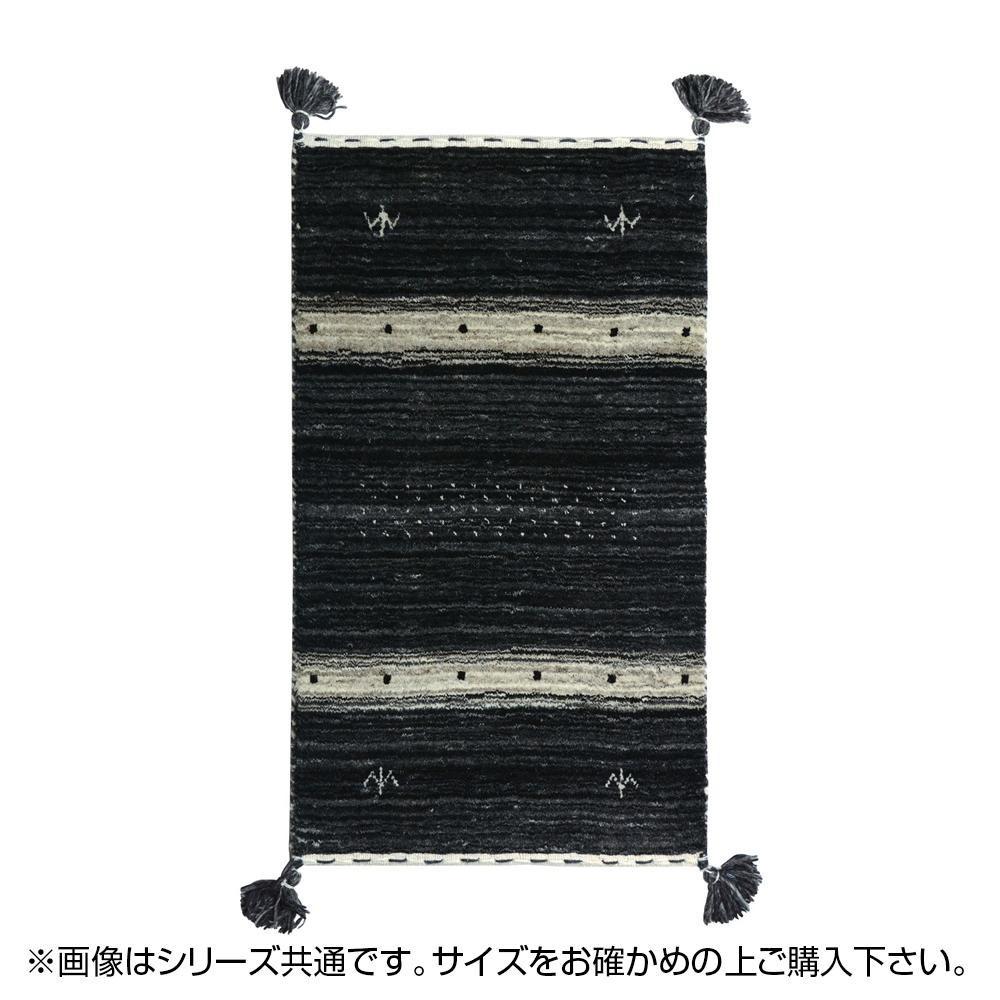 ラグ カーペット おしゃれ ラグマット 絨毯 厚手 極厚 キリム柄 ネイティブ ギャッベ ギャベ 室内 北欧 ウール 夏 80×140 1畳 ネイティブ柄