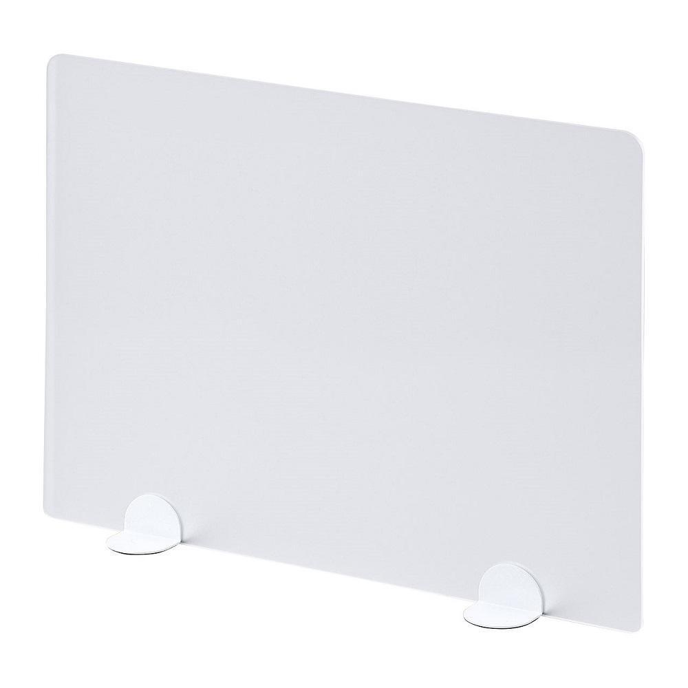 コロナ ウイルス 対策 パーテーション デスク 机 テーブル 仕切り 衝立 仕切り板 パネル オフィス 飲食店 卓上 机上 飛沫 防止 感染 予防 ガード シールド デスクトップパネル デスクパネル (スタンド式 置き型) 60×45