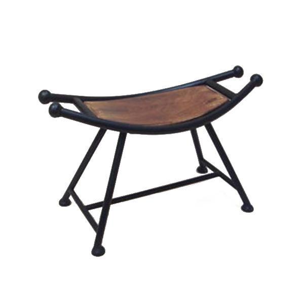 椅子 ダイニングチェア スツール おしゃれ 玄関 北欧 レトロ 軽量 安い モダン カフェ PC アイアン&木製