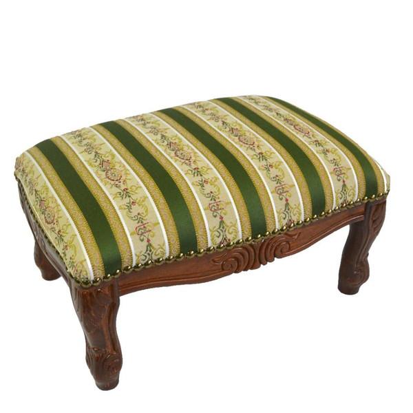 格安販売中 オットマン チェア おしゃれ スツール チェア 椅子 足置き 低い 椅子 いす おしゃれ 北欧 アンティーク 安い チェアー 腰掛け シンプル イタリア ミニ グリーンストライプ, HAPPYCRAFT:deadd697 --- kanvasma.com
