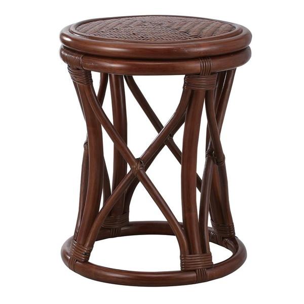 椅子 ダイニングチェア スツール おしゃれ 玄関 北欧 レトロ 軽量 安い モダン カフェ PC ブラウン