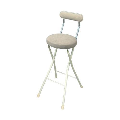 カウンターチェア 北欧 おしゃれ 安い バーチェア ハイチェア 椅子 アメリカン アンティーク デザイナーズ レトロ チェア ハイ アイボリー/アイボリー