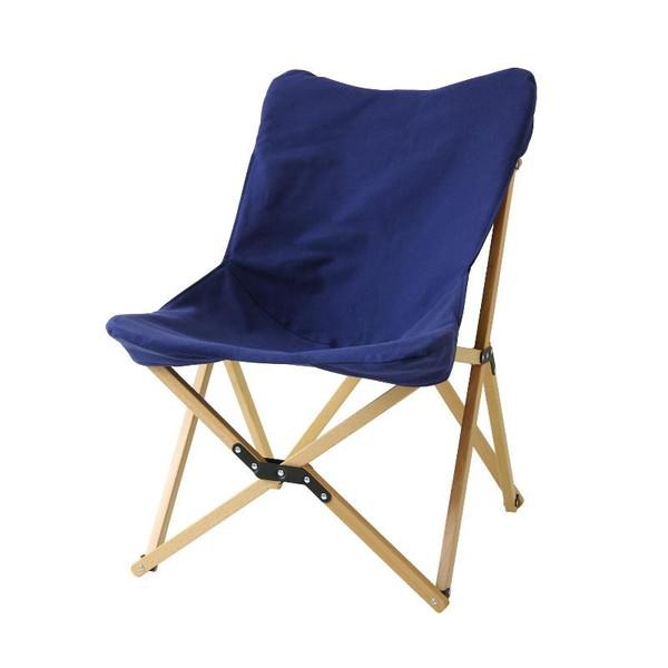 折りたたみ椅子 ダイニングチェア 椅子 おしゃれ 北欧 レトロ 軽量 安い モダン カフェ PC パソコンチェア デスクチェア フォールディング 木製 チェア ネイビー