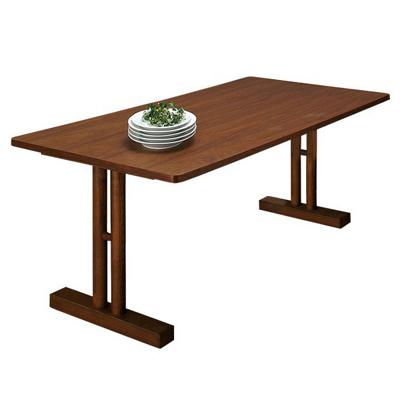 ダイニングテーブル ブラウン 茶色 テーブルのみ 【 食卓 北欧 リビング リビングテーブル 送料無料 ポイント 】