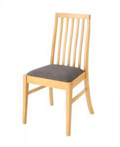 ダイニングチェア 2脚 椅子 おしゃれ 北欧 安い アンティーク 木製 シンプル ( チェア 2脚ナチュラル )