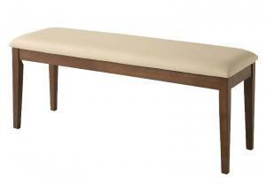 ベンチ ダイニングベンチ 椅子 おしゃれ 木製 安い 北欧 3人掛け 三人掛け 長椅子 ダイニングチェアー チェアー いす ベンチソファ ソファベンチ ソファーベンチ レザー 革 合皮 ( ベンチ3P )