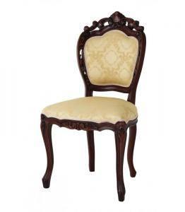 ダイニングチェア 椅子 おしゃれ 北欧 安い アンティーク 木製 シンプル ( 食卓椅子 1脚肘無 )