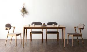 人気商品は ダイニングテーブルセット 北欧 4人用 椅子 おしゃれ クール 安い オーク 北欧 食卓 5点 ( 机+チェア4脚 ) 幅150 デザイナーズ クール スタイリッシュ ミッドセンチュリー オーク 木製 無垢, RUIRUE BOUTIQUE:396836d3 --- odishashines.com