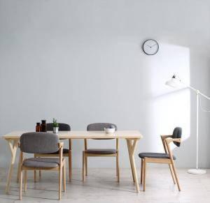 激安の ダイニングテーブルセット 4人用 椅子 ) おしゃれ 安い 北欧 食卓 5点 椅子 スタイリッシュ ( 机+チェア4脚 ) 幅170 デザイナーズ クール スタイリッシュ ミッドセンチュリー, クマガヤスポーツクマスポ:b9f54d13 --- odishashines.com