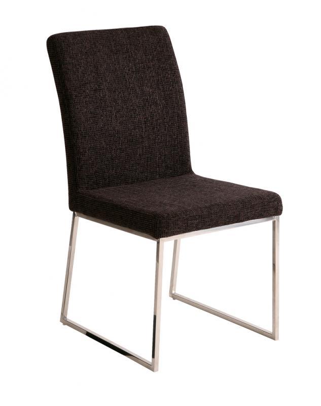 ダイニングチェア (2セット) 【 ビターブラウン 茶色 】【椅子 チェア イス いす オフィスチェア ハイバック カフェ 肘掛 肘あり 肘付き 肘置き 脚 おしゃれ かわいい 背もたれ 木製 送料無料】