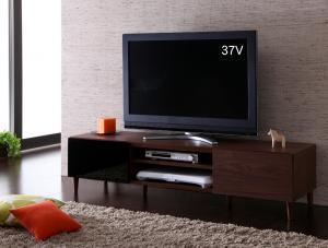 テレビ台 棚 DVD ゲーム 脚 脚付き シンプル 脚付き 脚 レトロ モダン 幅150 ワイド 引き出しダーク ブラウン 茶色 ウォールナット