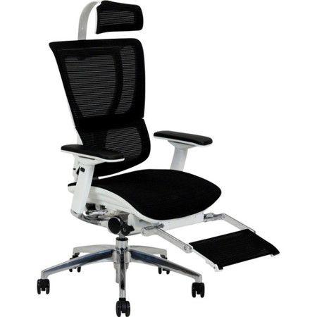 キャスター付き椅子 キャスター オフィスチェア デスクチェア 椅子 チェア ブラック 黒 ハイバック フットレスト ヘッドレスト 肘付き椅子 肘置き 肘付 肘掛