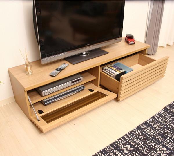 テレビ台 おしゃれ 安い 北欧 ローボード テレビボード 収納 150 ナチュラル 薄型 幅150 TV台 テレビラック TVボード TVラック
