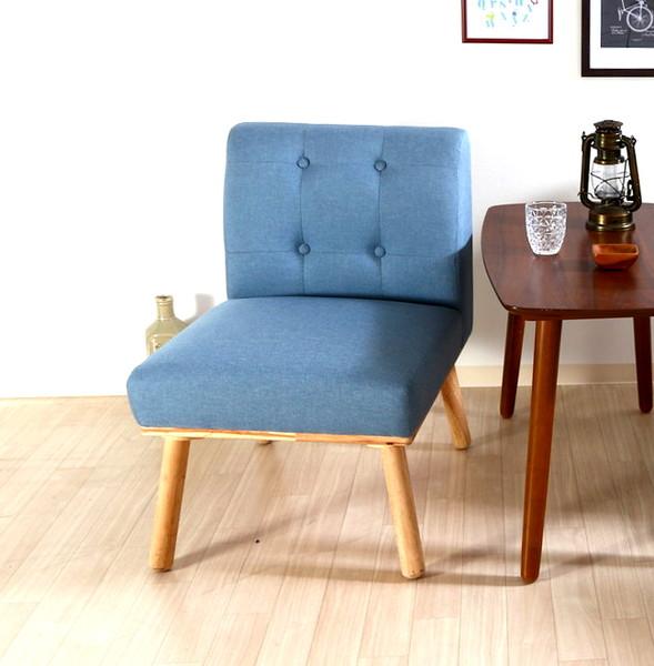 ダイニングチェア 椅子 おしゃれ 北欧 レトロ 軽量 安い モダン カフェ PC ブルー 幅54 奥行62 高さ80 座面高44