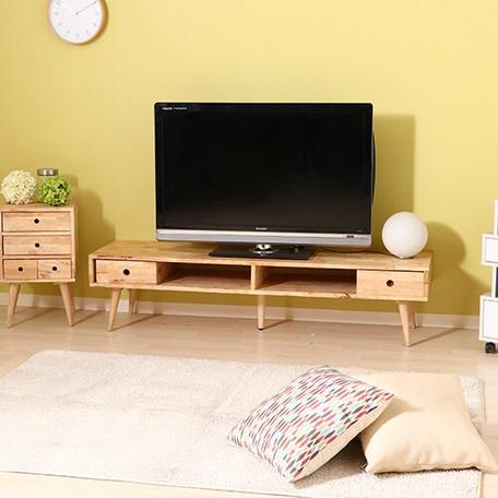 テレビ台 おしゃれ 安い 北欧 ローボード テレビボード 収納 150 ナチュラル 脚付き 幅150 TV台 テレビラック TVボード TVラック
