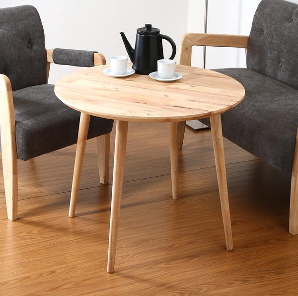ソファーテーブル サイドテーブル パソコンデスク コーヒーテーブル ティーテーブル ベッドサイドテーブル ナイトテーブル 軽量 コンパクト 小型 小さい 小さめ 小 ミニ 一人暮らし ワンルーム ナチュラル 幅75 奥行75 高さ63