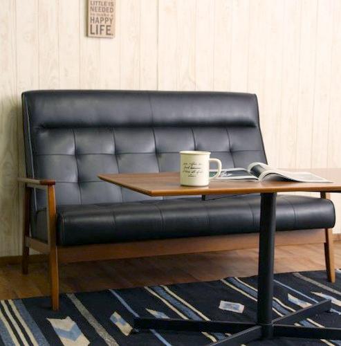 ブラック 黒 ダークブラウン 茶色 ベンチ ベンチチェアー 長椅子 二人掛け 2人掛け 2P ダイニングベンチ ベンチチェア 長椅子 チェアー いす 椅子 イス 腰掛け