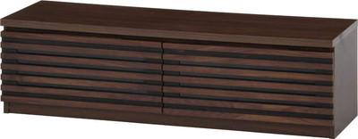 テレビ台 ローボード テレビボード おしゃれ 北欧 安い 収納 120 ダークブラウン 茶色 薄型 幅120 TV台 テレビラック TVボード