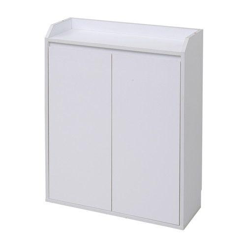 食器棚 おしゃれ 北欧 安い キッチン 収納 棚 ラック 木製 ロータイプ コンパクト ミニ 調味料 小型 小さいサイズ 一人暮らし 大容量 約 幅60 スリム 薄型 奥行22 白 カウンター
