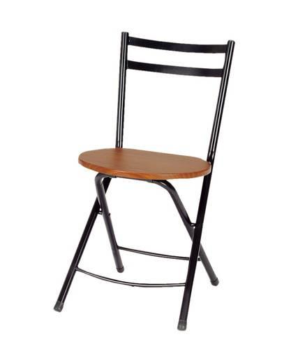 ダイニングチェアー フォールディング 折りたたみ チェアー ブラウン 茶色 【 椅子 イス いす パソコンチェアー オフィスチェアー ハイバック デザイナーズチェアー 送料無料 】