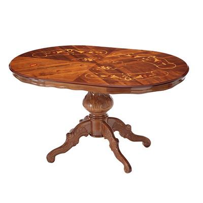 ダイニングテーブル 幅135cm イタリア ヨーロピアン アンティーク風