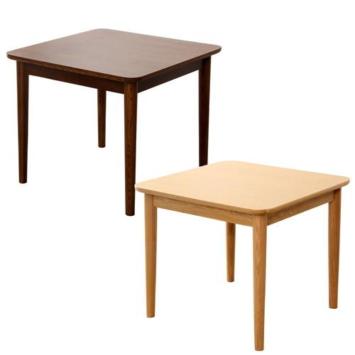 一人暮らし 2人用 二人用 ダイニングテーブル単品 幅75cm ナチュラル ロー ロータイプ ローチェア 木製 ダイニングテーブル カフェテーブル 食卓 ソファテーブル 机 コーヒーテーブル 台所 家具 インテリア 北欧 モダン シンプル おしゃれ 食事