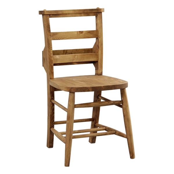 ダイニングチェア 椅子 おしゃれ 北欧 安い 2脚 二脚 セット アンティーク ウォールナット ウォルナット 木製 シンプル 座面高め
