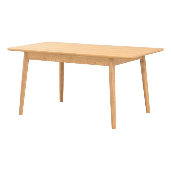 ダイニングテーブル 幅120-150 伸縮 エクステンション 【 食卓 食卓テーブル 北欧 リビング リビングテーブル 送料無料 】