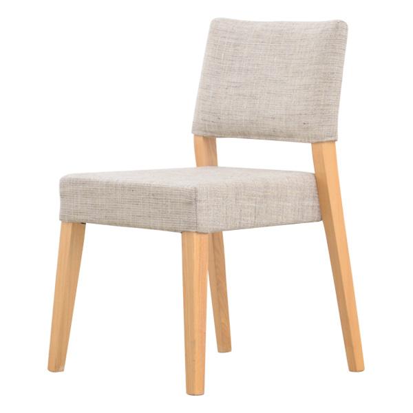 ダイニングチェア 椅子 おしゃれ 北欧 安い 2脚 二脚 セット クッション 座布団 座り心地 アンティーク 木製 コンパクト シンプル ファブリック 座面高め