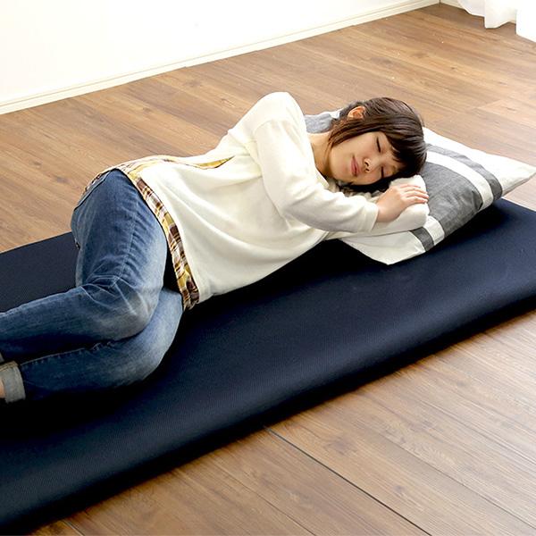 薄型マットレス マット マットレス ベッド 体圧分散 洗える 日本製 シングル シングルサイズ