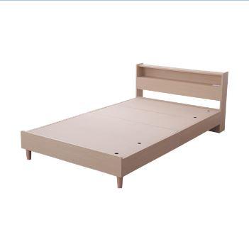 ベット ベッド 安い おしゃれ 北欧 シングル シングルベット 宮付きベット ベッドフレーム ベットフレーム