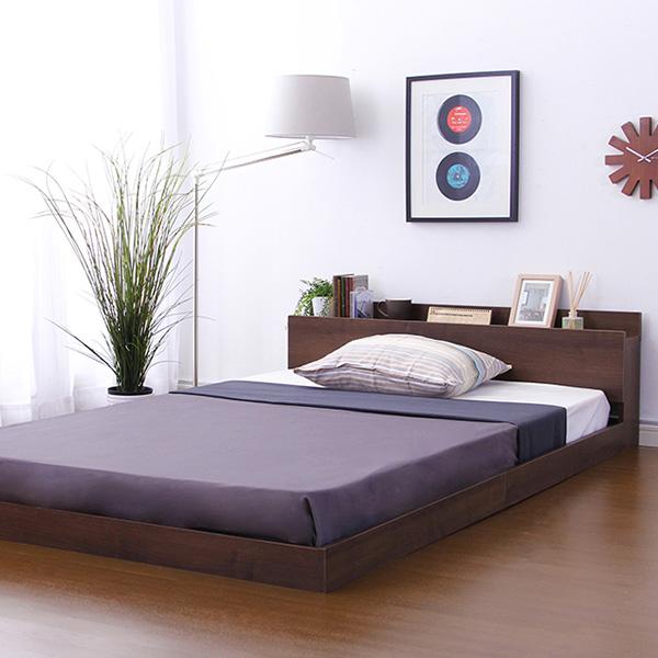 ベッド 安い シングル シングルベッド シングルサイズ ローベッド 低いベッド 低い (マルチラススーパー マットレス付き )